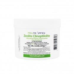Zeolit klinoptilolit 250g, 3xTMA