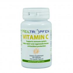 Vitamin C kapsule, 60 kapsula, 42g